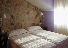 Habitación en piedra