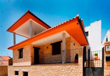 Casa Rural Las Eras - Apartamentos y Patio - Castelseras, Teruel