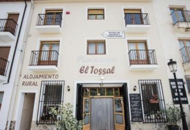 Casa rural El Tossal - Guadalest, Alicante
