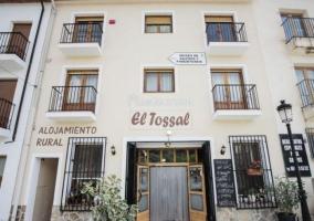 Casa rural El Tossal