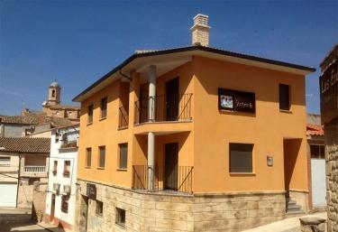 Bielas y Pistones - Castelseras, Teruel