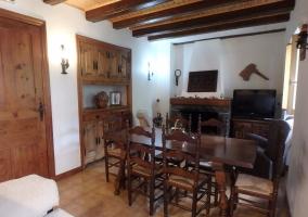 Casa rural Francisco Mayo