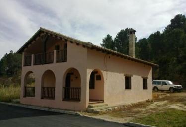 El Rodeno - Boniches, Cuenca