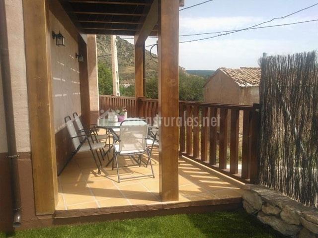Casa do a jimena casas rurales en albarracin teruel - Apartamentos en albarracin ...
