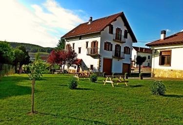 Casa Goizeder - Espinal/aurizberri, Navarra
