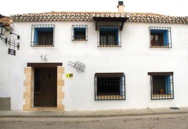 Casa Rural Las Carretas - Almodóvar Del Pinar, Cuenca