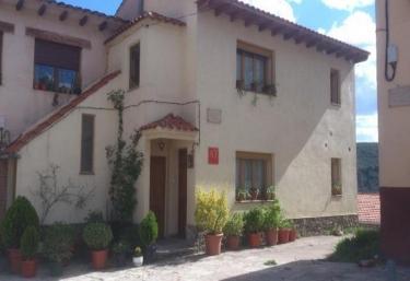 Casa rural- Apartamento García - Beteta, Cuenca