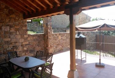 Casa Rural Rosa de los Vientos - Braojos, Madrid