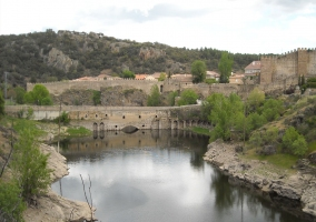 Frente del Agua en Paredes de Buitrago