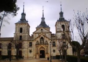 Iglesia San Francisco Javier en Nuevo Baztán