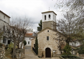 Parroquia de San Pedro Olmeda