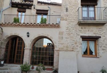Las bodegas del Gilo - Valdealgorfa, Teruel