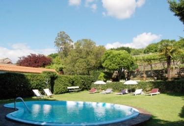 2 casas rurales con piscina en vilagarcia - Piscinas en pontevedra ...