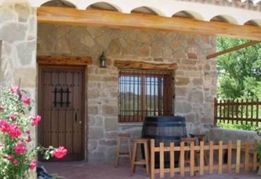 Casa rural El Reñal - Chelva, Valencia