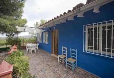 Casa El pajar - Chulilla, Valencia