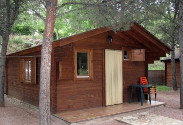 Bungalows Camping Ciudad de Albarracín - Albarracin, Teruel