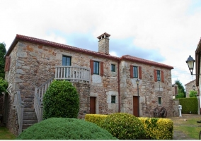 Casa de Barreiro - Curtis, A Coruña