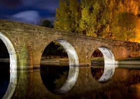 Navaluenga puente