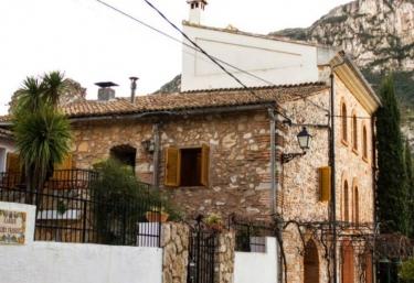 Casa rural Montdúver - La Drova, Valencia