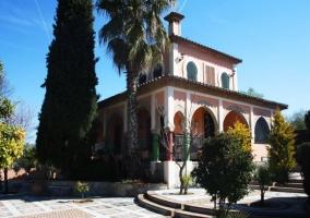 Villa las Palmeras - Ronda, Málaga