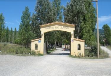 Parque de bungalows Los Álamos - Alcala De La Selva, Teruel