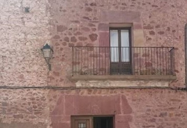Los Sauces - Villar Del Salz, Teruel