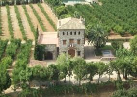 Mas de N' Aubi - Riudoms, Tarragona