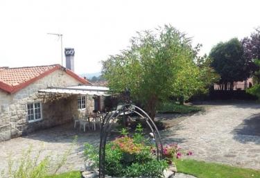 Casa do Herdeiro - Carballedo (Santa Maria), Lugo