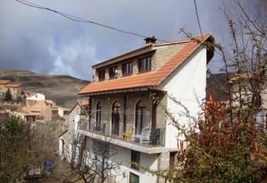 Casa Chulilla - Villarroya De Los Pinares, Teruel