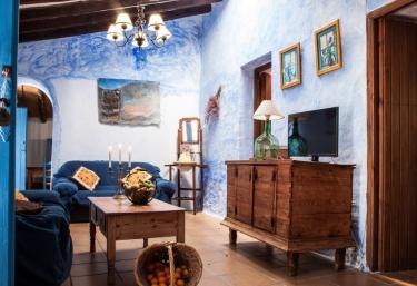Casa Aloe Vera- Abuela - Huercal Overa, Almería