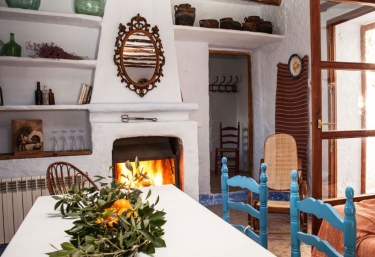 Casa Aloe Vera- Añil - Huercal Overa, Almeria