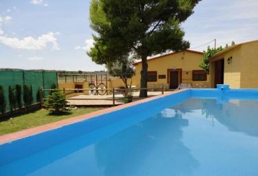 Casa Rural Prado Alto - Foz Calanda, Teruel