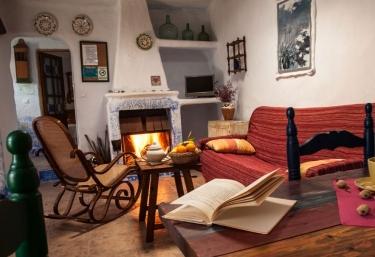 Casa Aloe Vera- Luna Vieja - Huercal Overa, Almeria