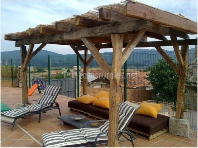 Casa rural 3enraya spa en serradilla del llano salamanca - Casa rural salamanca jacuzzi ...