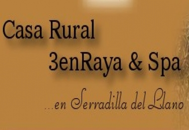 Casa rural 3enRaya & Spa - Serradilla Del Llano, Salamanca