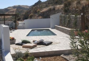 Casa La Yedra - La Rambla Honda (Lubrin), Almería