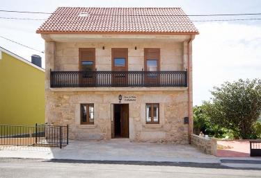 Casa de Pedra O Carballal - A Ameixenda (Cee), A Coruña