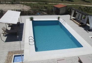 Casas rurales con piscina en extremadura p gina 2 for Casas rurales en badajoz con piscina