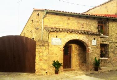 Casa rural El Portalino  - Ruanes, Cáceres