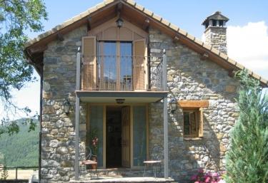 Casa el Pajar  - Cleto - Laspuña, Huesca