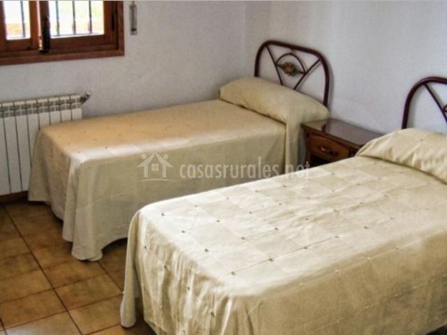 Los Huertos en Castilblanco (Badajoz)