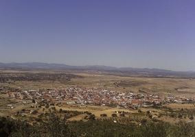 Herrera del Duque y su casco urbano