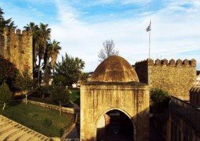 Zona del patrimonio de Jerez