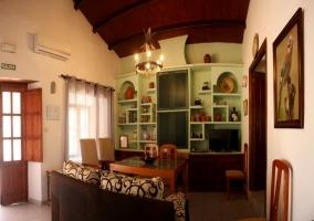 Casa rural La Zafrilla