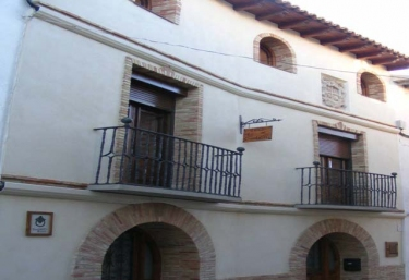 Casa Rural La Chocolatera - La Almolda, Zaragoza