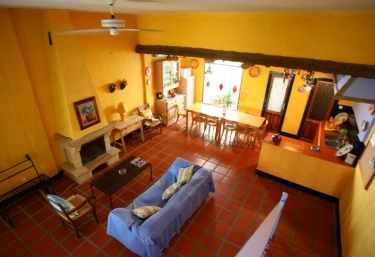 La casa Azul de Alange - Alange, Badajoz