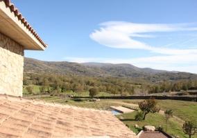 Vistas desde el tejado