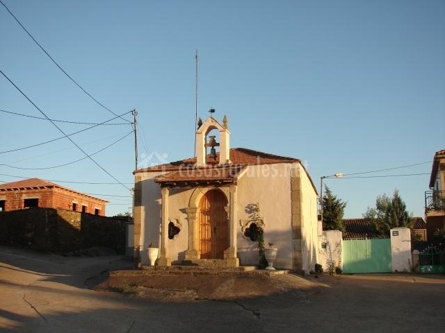 casa olivo en sahelices el chico salamanca