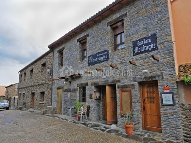 Monfrague rural en villarreal de san carlos c ceres - Casa rural monfrague ...