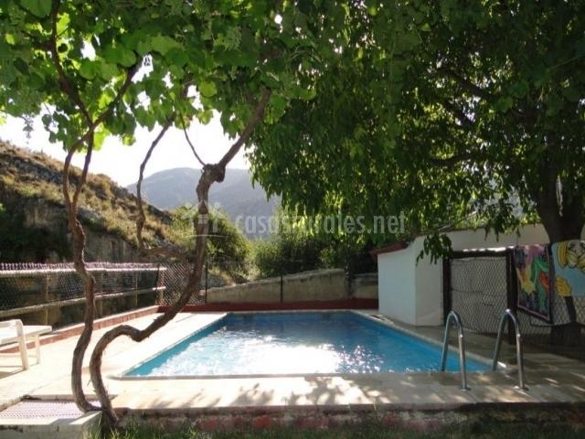 Nuevo complejo rural en nerpio albacete for Complejo rural con piscina